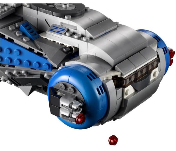 LEGO Star Wars Pojazd transportowy I-TS Ruchu Oporu - 1011452 - zdjęcie 6