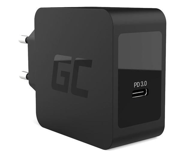 Green Cell Ładowarka sieciowa USB-C 18W PD - 603188 - zdjęcie