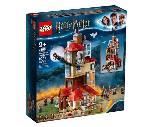 LEGO Harry Potter Atak na Norę - 1011770 - zdjęcie