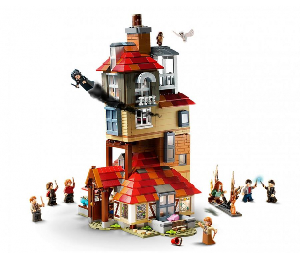 LEGO Harry Potter Atak na Norę - 1011770 - zdjęcie 2