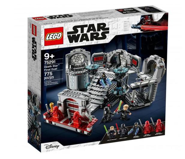 LEGO Star Wars Gwiazda Śmierci — ostateczny pojedynek - 1011771 - zdjęcie