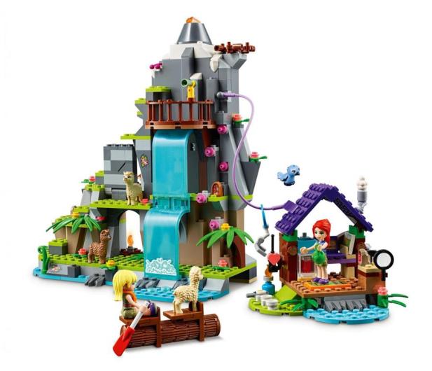 LEGO Friends Na ratunek alpakom - 1011772 - zdjęcie 3
