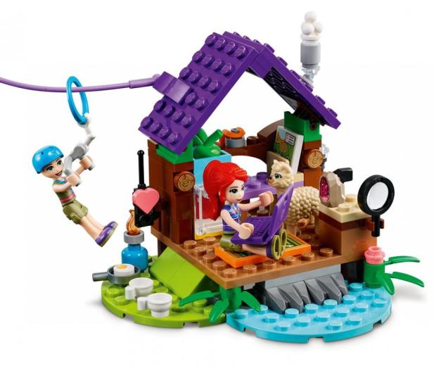 LEGO Friends Na ratunek alpakom - 1011772 - zdjęcie 5