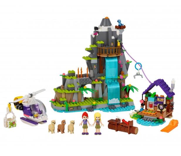 LEGO Friends Na ratunek alpakom - 1011772 - zdjęcie 2