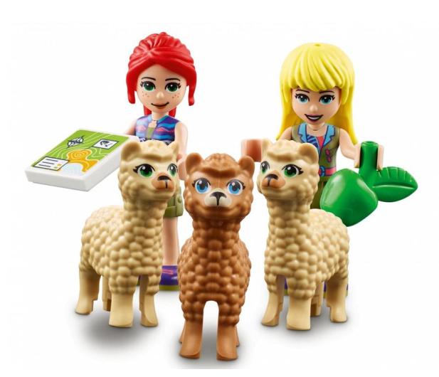 LEGO Friends Na ratunek alpakom - 1011772 - zdjęcie 6