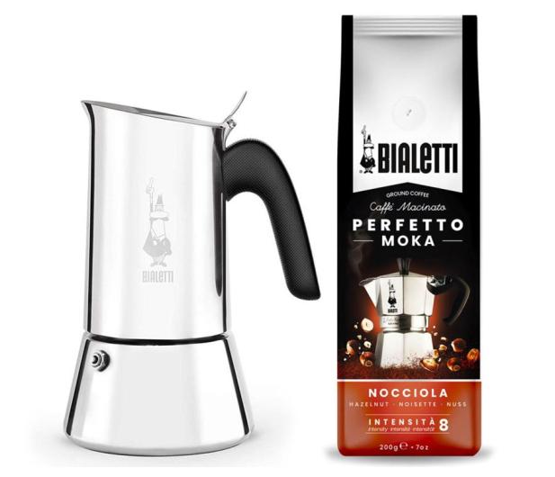 Bialetti Zestaw Venus 6tz+kawa Perfetto Nocciola - 1011767 - zdjęcie 2