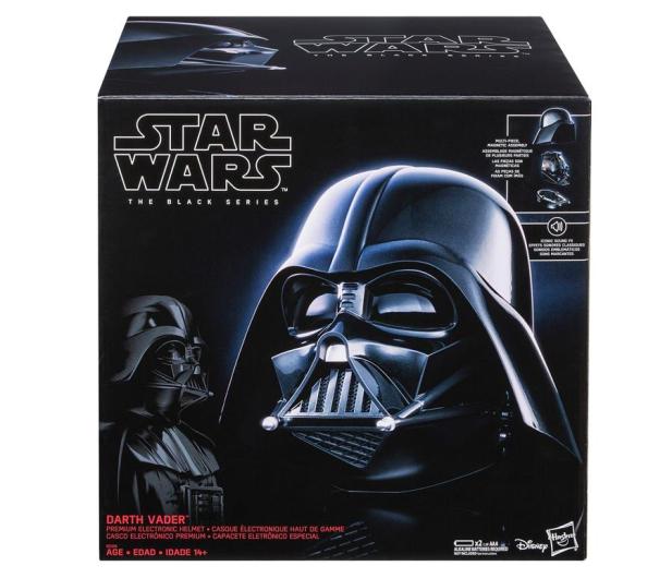 Hasbro Star Wars  Darth Vader kask premium - 1011862 - zdjęcie 2