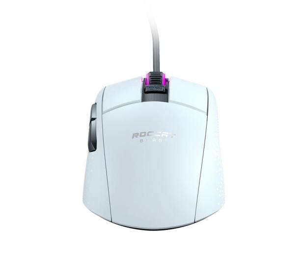 Roccat Burst Core AIMO biała - 601534 - zdjęcie 4