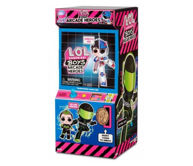 L.O.L. Surprise! Boys Arcade Heroes - 1011129 - zdjęcie
