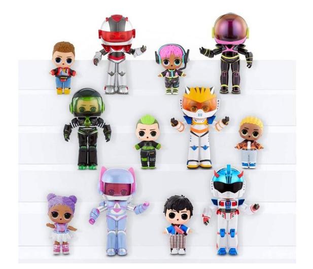 L.O.L. Surprise! Boys Arcade Heroes - 1011129 - zdjęcie 2