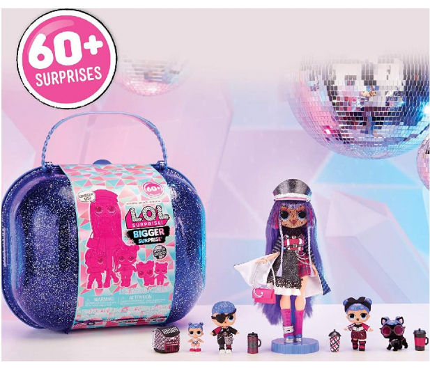 L.O.L. Surprise! L.O.L. Surprise Winter Disco Bigger Surprise - 1011126 - zdjęcie 3