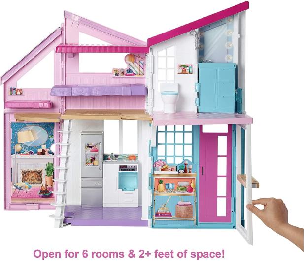 Barbie Domek Malibu - 488477 - zdjęcie 2