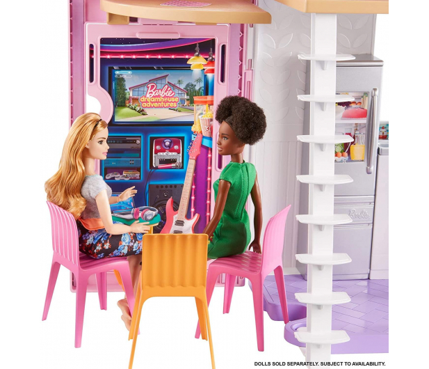 Barbie Domek Malibu - 488477 - zdjęcie 3