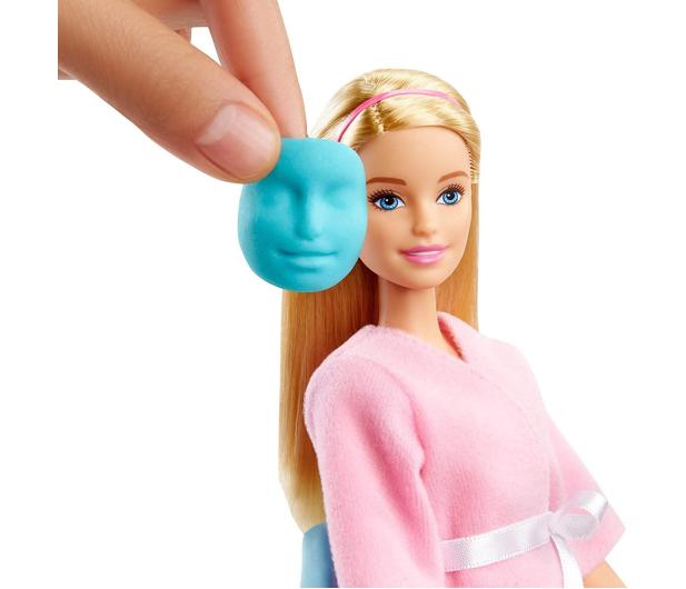 Barbie Salon Spa Maseczka na twarz Zestaw - 573545 - zdjęcie 4