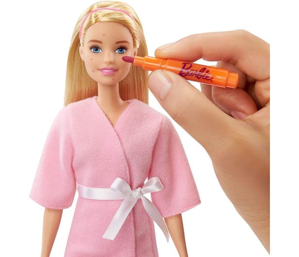 Barbie Salon Spa Maseczka na twarz Zestaw - 573545 - zdjęcie 5