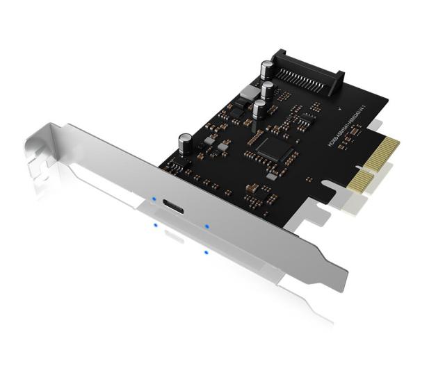 ICY BOX Kontroler PCI-E - USB-C 3.2 - 601756 - zdjęcie 3