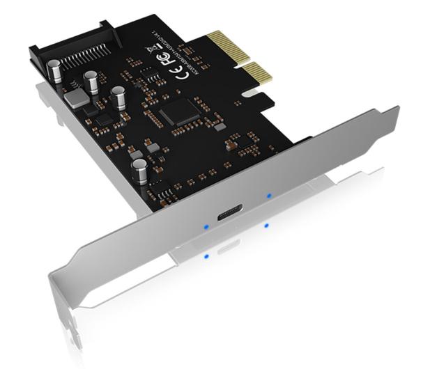 ICY BOX Kontroler PCI-E - USB-C 3.2 - 601756 - zdjęcie