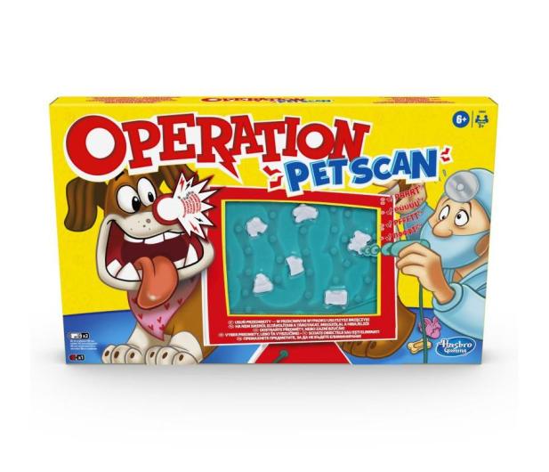 Hasbro Operacja Pet Scan - 1011232 - zdjęcie