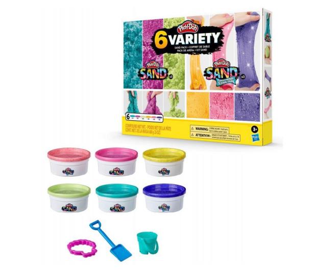 Play-Doh Magiczny piasek - 1011233 - zdjęcie