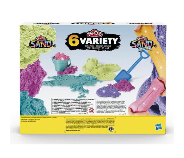 Play-Doh Magiczny piasek - 1011233 - zdjęcie 4