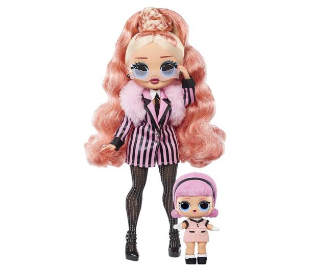 L.O.L. Surprise! L.O.L. SURPRISE - OMG Winter Chill LOL Lalka Big Wig i Madam - 1012394 - zdjęcie