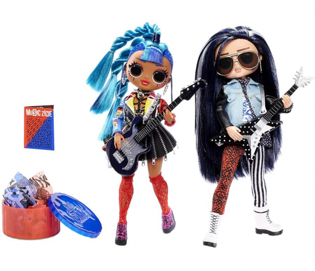 L.O.L. Surprise! OMG Remix Dwupak Punk Grrrl Rrocker Boi - 1012396 - zdjęcie