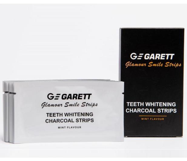 Garett Paski do wybielania zębów Beauty Smile Strips - 1012765 - zdjęcie