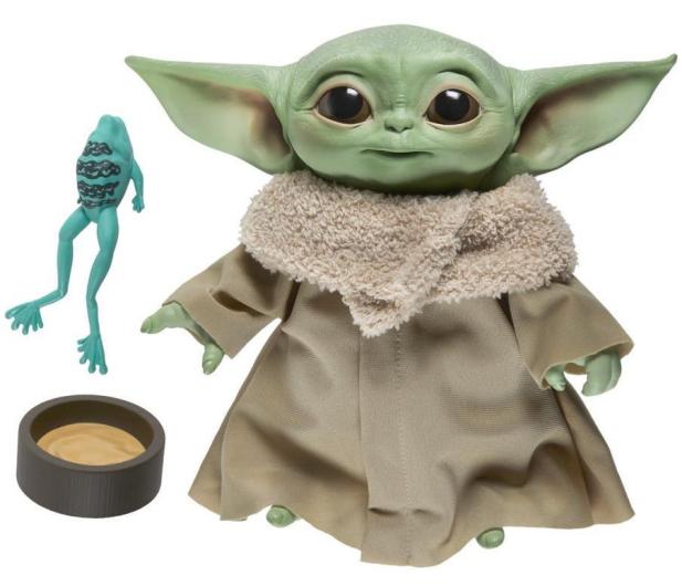 Hasbro Star Wars Mandalorian Baby Yoda the Child - 1012061 - zdjęcie