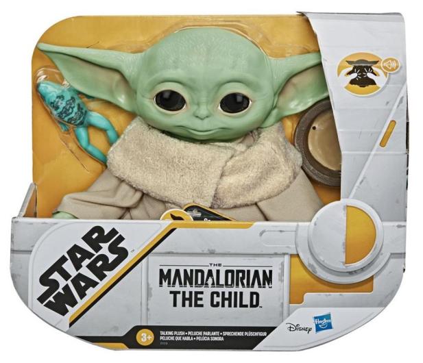 Hasbro Star Wars Mandalorian Baby Yoda the Child - 1012061 - zdjęcie 2