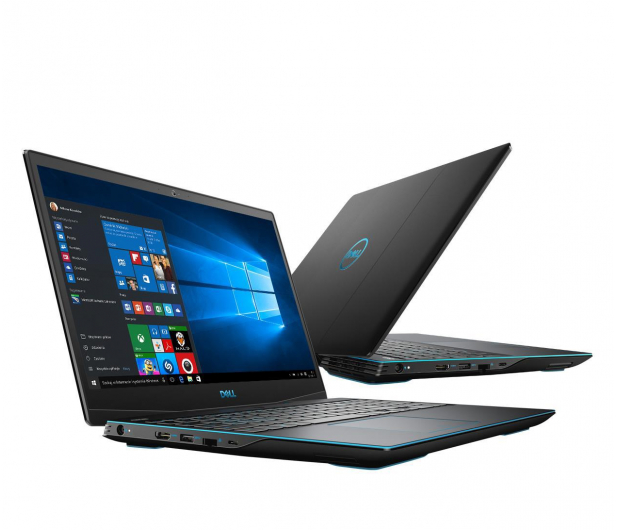 Dell Inspiron G3 i5-10300/16GB/512+1TB/Win10 GTX1650Ti - 609420 - zdjęcie