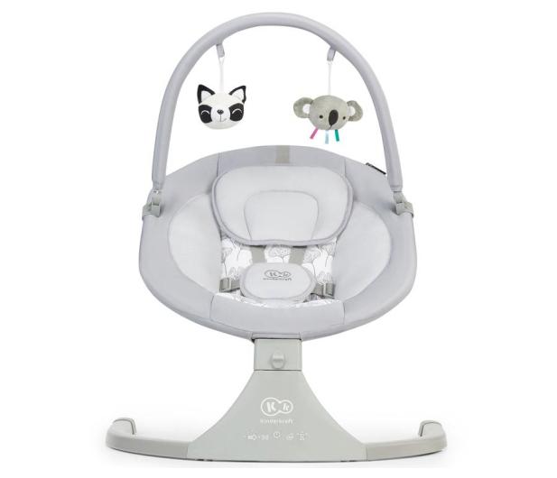 Kinderkraft Luli Grey - 1012297 - zdjęcie 3