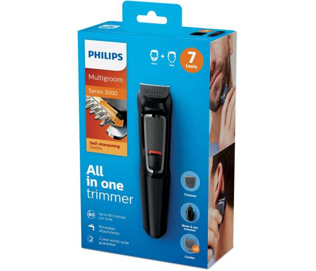 Philips MG3720/15 Multigroom Series 3000 - 544731 - zdjęcie 5