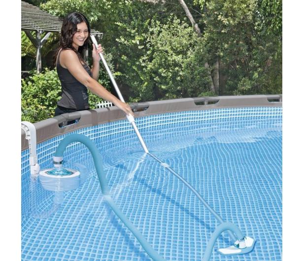 INTEX Zestaw do czyszczenia basenu De Lux 8 el.  - 546401 - zdjęcie 2