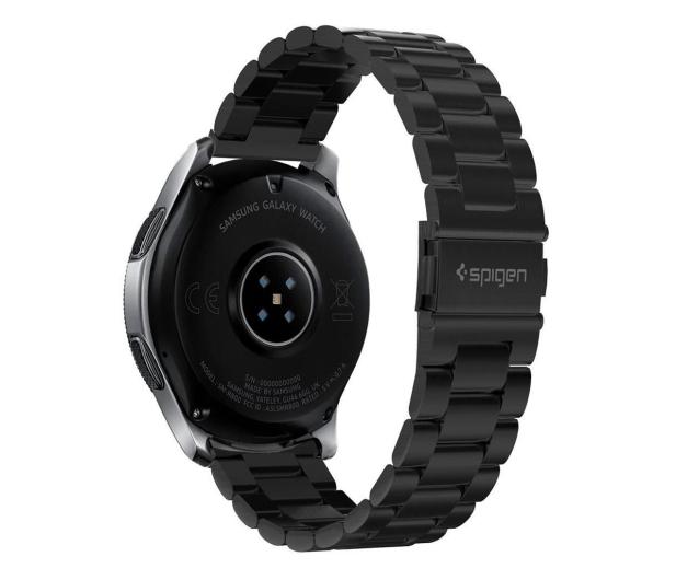 Spigen Bransoleta do smartwatchy Modern Fit Band czarny - 545710 - zdjęcie