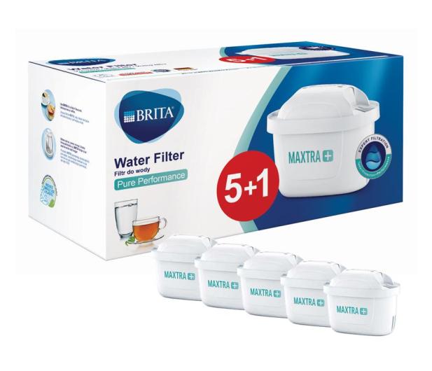 Brita Wkład filtrujący Maxtra Pure Performance 5+1 - 547330 - zdjęcie