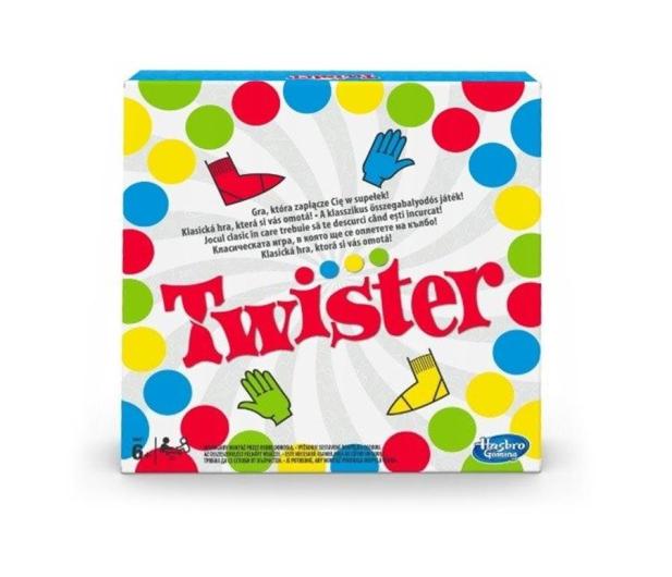 Hasbro Twister - 162692 - zdjęcie