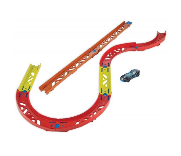 Hot Wheels Track Builder Zestaw do rozbudowy Zakręt - 540758 - zdjęcie 3