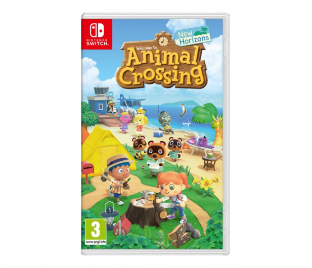 Switch Animal Crossing: New Horizons - 543557 - zdjęcie