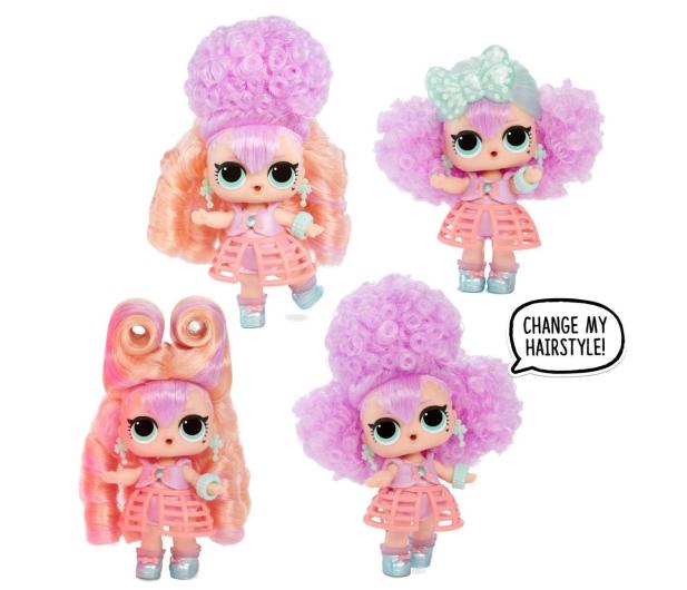 MGA Entertainment LOL Surprise! Hairvibes Laleczka z akcesoriami - 541197 - zdjęcie 3