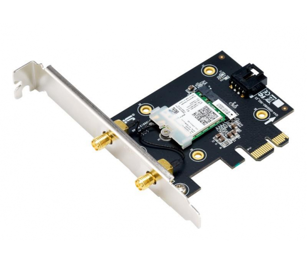 ASUS PCE-AX3000 (3000Mb/s a/b/g/n/ax) BT 5.0/WiFi - 551539 - zdjęcie 3