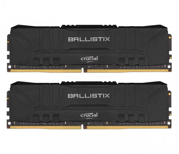 Crucial 32GB (2x16GB) 3600MHz CL16 Ballistix Black - 630588 - zdjęcie