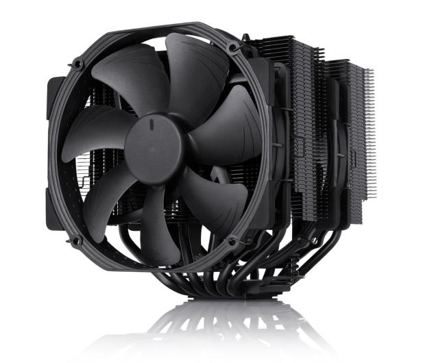 Noctua NH-D15 chromax.black 2x140mm - 551275 - zdjęcie