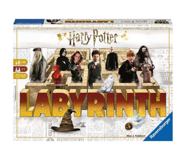 Ravensburger Labirynt Harry Potter - 552453 - zdjęcie