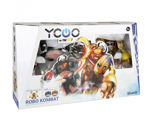 Dumel Silverlit Robo Kombat VIKING 2-pak 88059 - 551135 - zdjęcie 6