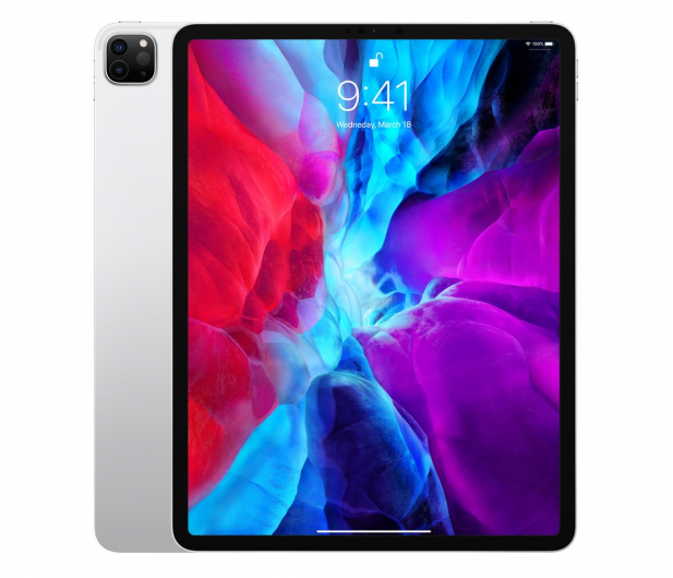 "Apple New iPad Pro 12,9"" 512 GB Wi-Fi Silver - 553121 - zdjęcie"