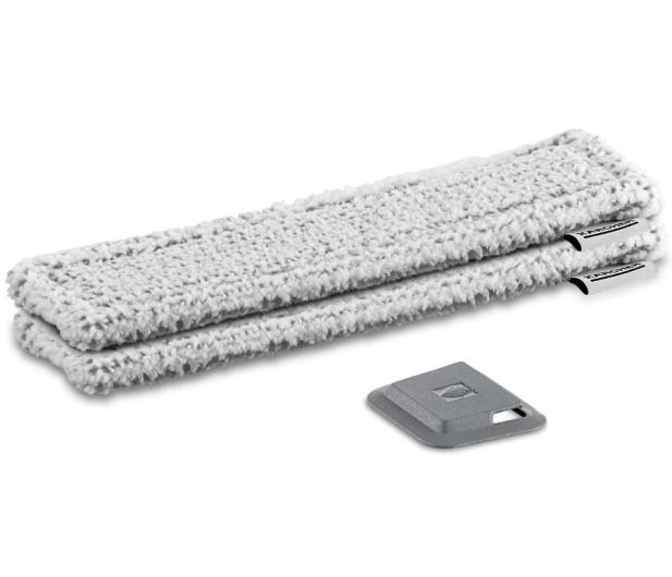 Karcher Pad z mikrofibry do WV szary (na zewnątrz) - 553620 - zdjęcie