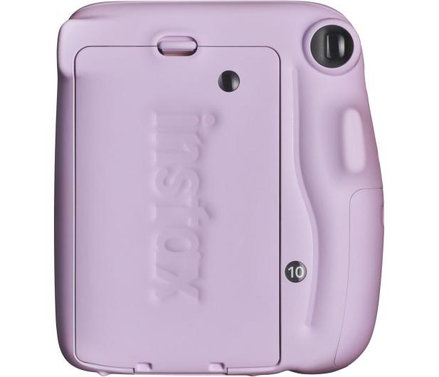Fujifilm Instax Mini 11 purpurowy + wkłady (10 zdjęć) - 606750 - zdjęcie 3