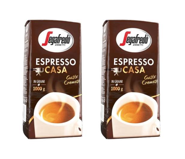 Segafredo Espresso Casa 2x1kg - 549373 - zdjęcie