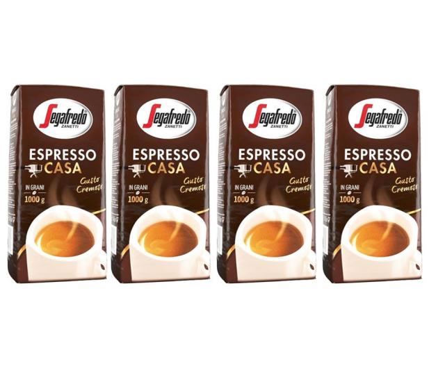 Segafredo Espresso Casa 4x1kg  - 549374 - zdjęcie