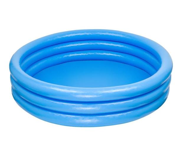 INTEX Basen niebieski Crystal Blue 168x38cm - 549969 - zdjęcie